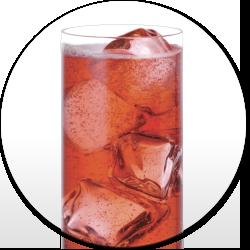 Pomegranate-Tangerine Spritzer