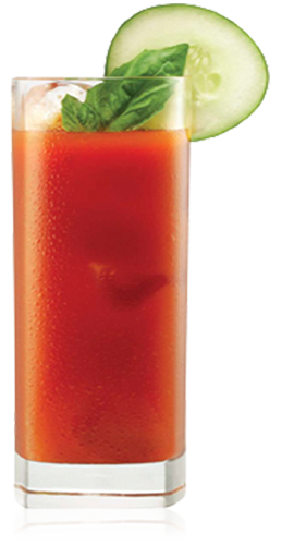 Lemony Bloody Mary