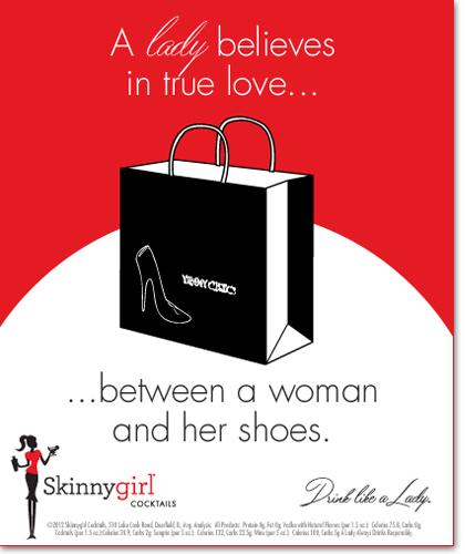 A lady believes in true love…