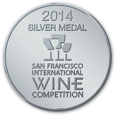 San Francisco International Wine Competition - Silver Medal
