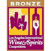 Los Angeles International Wine & Spirits Competition - Bronze Medal