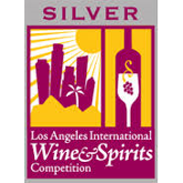 Los Angeles International Wine & Spirits Competition - Silver Medal
