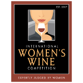 International Women's Wine Competition - Bronze Medal