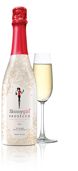 Low calorie wine skinny wine skinnygirl for White wine based cocktails