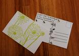 Skinnygirl®  Garden Postcards