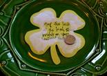 Lucky Shamrock Place Cards