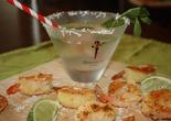 Skinnygirl® Mojito Pairing: Coconut Lime Shrimp